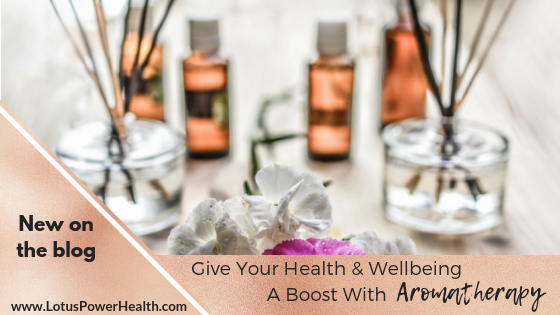 Give Your Health and Well-Being a Boost with Aromatherapy