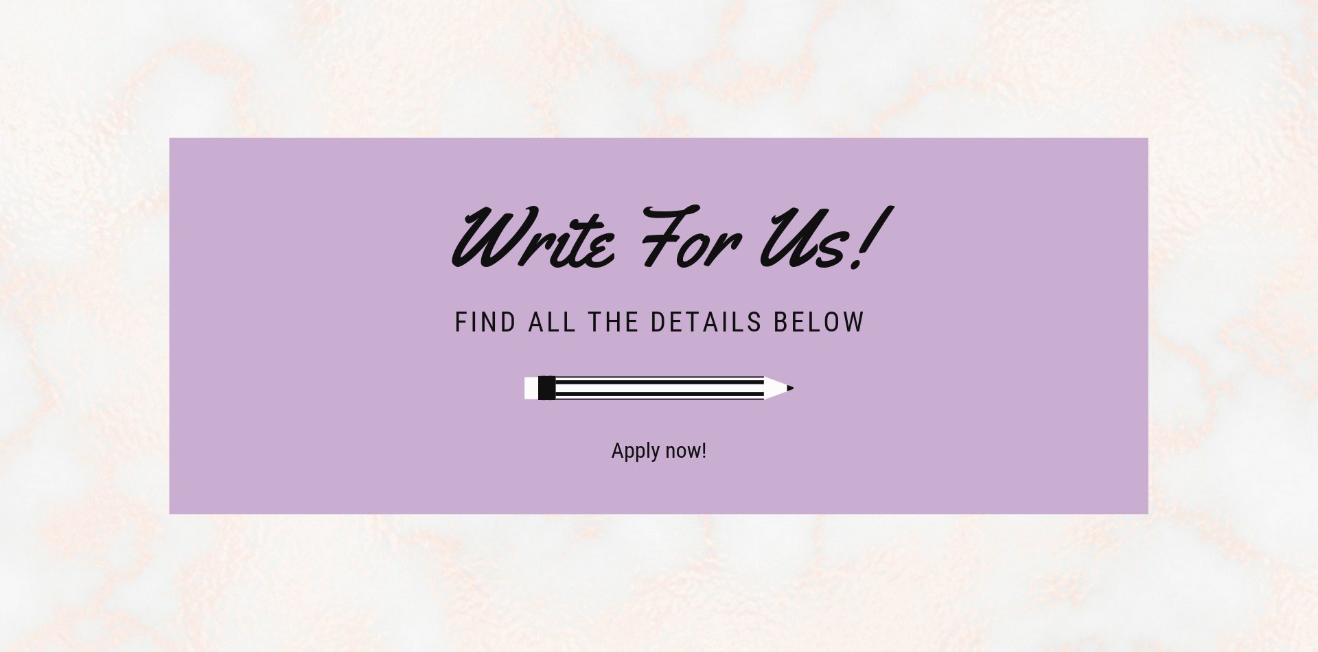 Write For Us | LotusPowerHealth