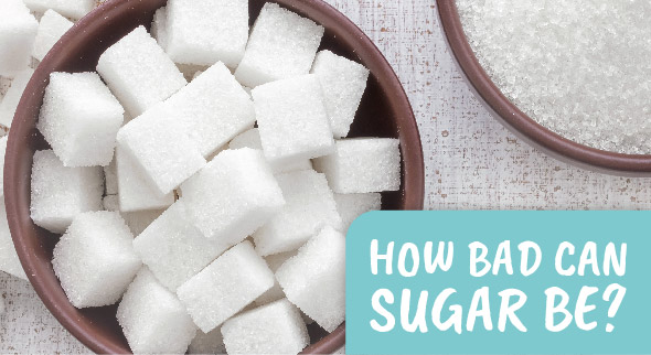 10 Ways To Reduce Your Sugar Consumption