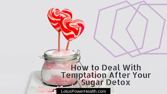 How To Deal With Temptation After Your Sugar Detox