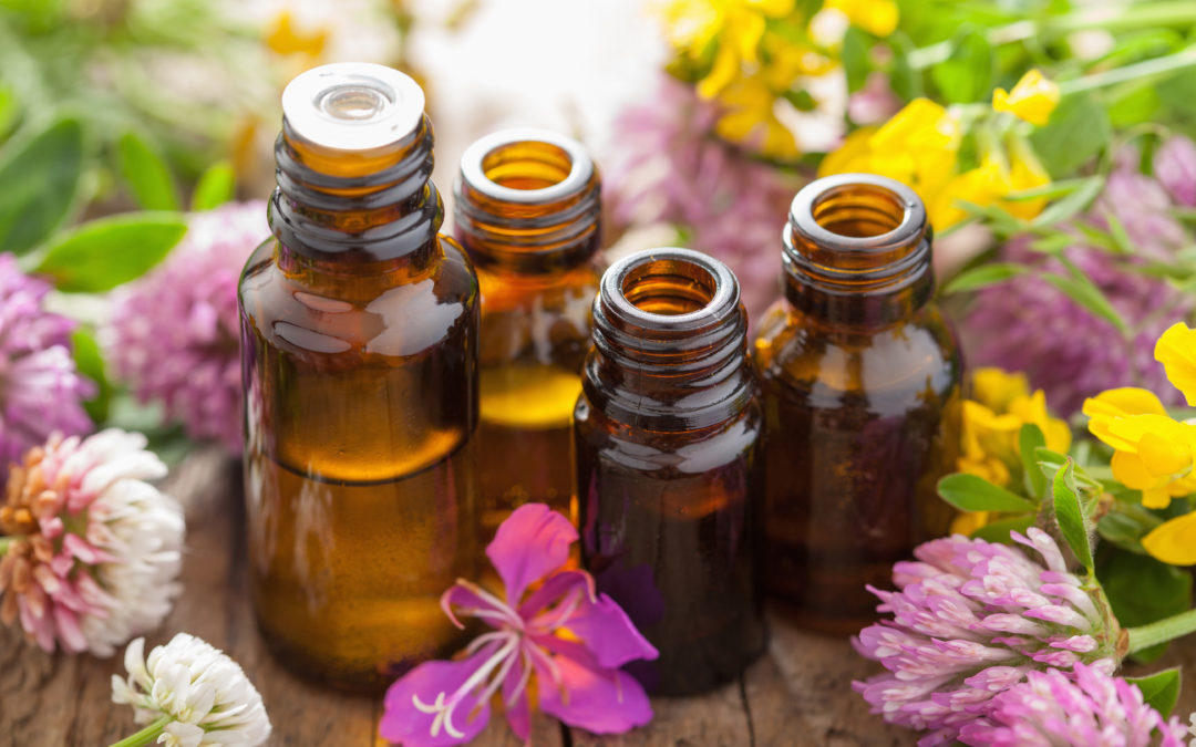 Ways to Use Essential Oils this Spring