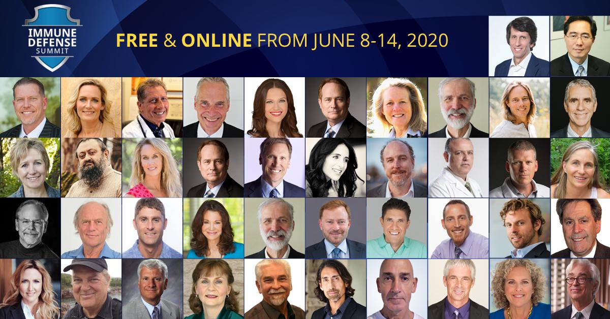 Immune Defense Summit 2020