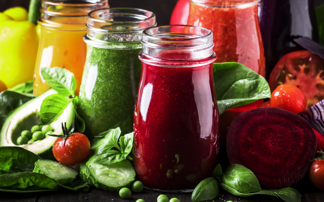 Optimise Your Nutrients Intake With Smoothies